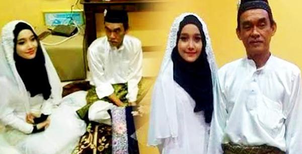 Isu Remaja Kahwin Orang Tua Diperlekahkan, Akhirnya Suami 'Buka Mulut' Bagi Penjelasan Sebenar!