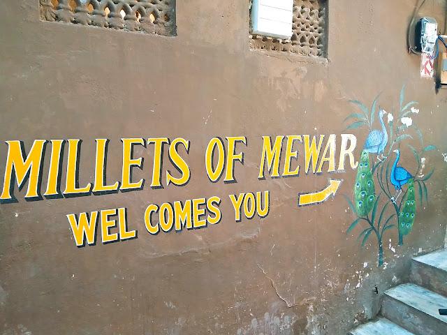 millets of mewar