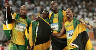 ATLETISMO - Jamaica es despojada del oro en 4x100 en Pekín 2008. También Lebedeva pierde sus dos platas