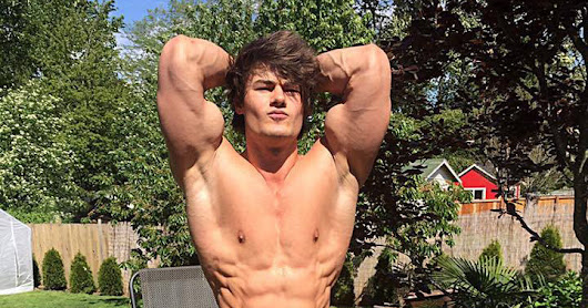 Six Pack Abs Workout - Train with Jeff Seid