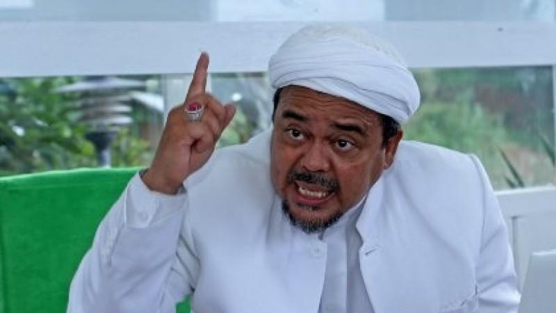 Rizieq mengultimatum Jokowi