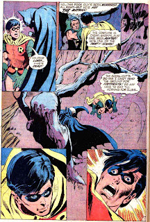 Batman v1 #237 dc comic book page art by Neal Adams