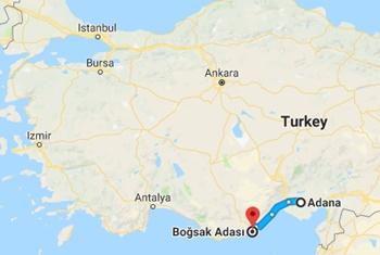 Adana Boğsak Kaç Saat. Adana Boğsak Kaç Kilometre.