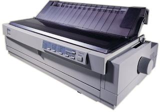 Membersihkan Printer LQ 2180