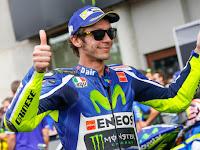Valentino Rossi Juara di Moto GP Belanda
