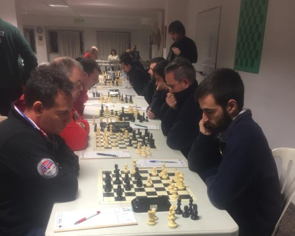 DH R.2, (+2 partidas) Vila-real 5 - 3 Basilio (Crónica por MF Sergi Mingarro)
