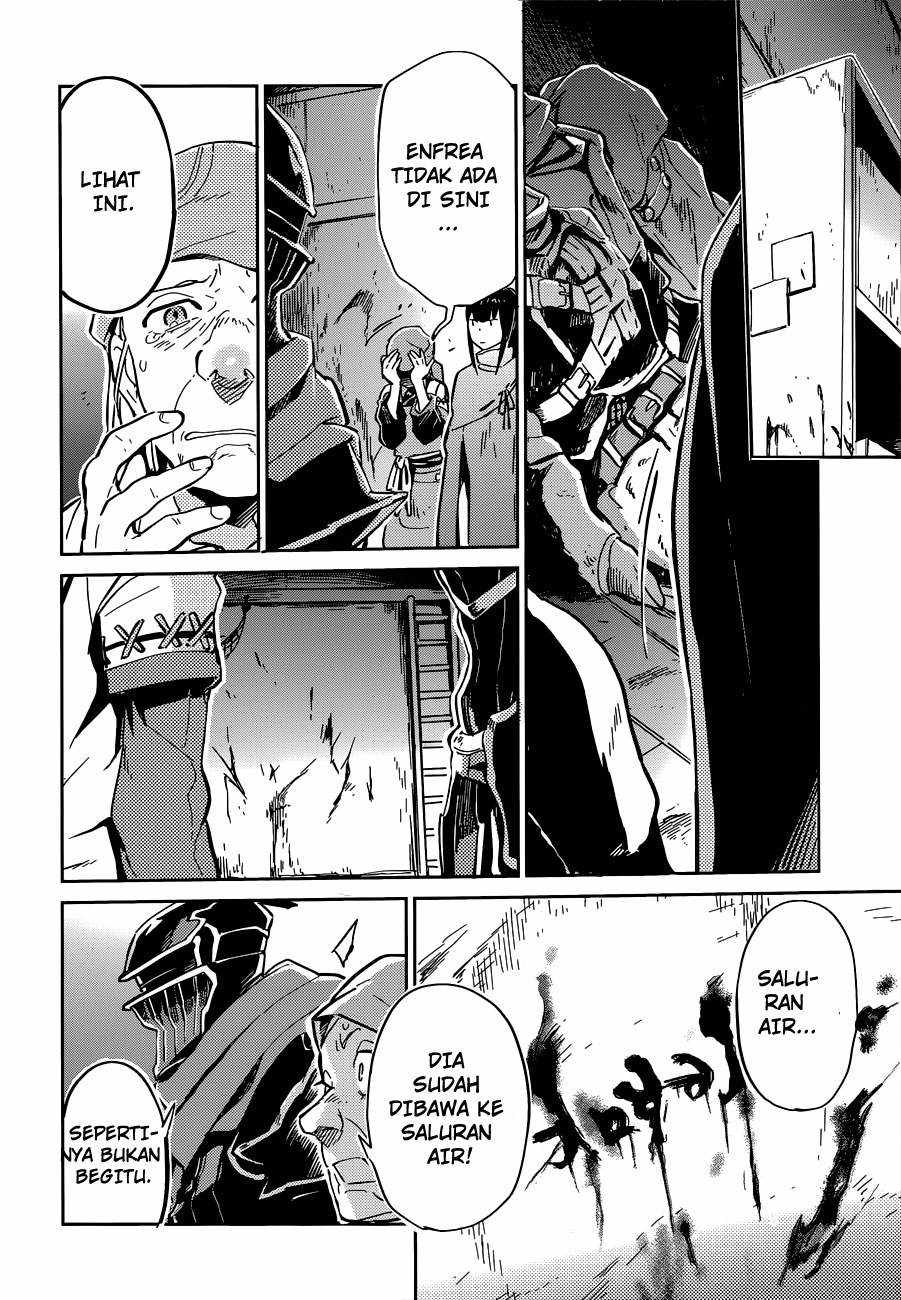 Manga Overlord chapter 7 Bahasa Indonesia