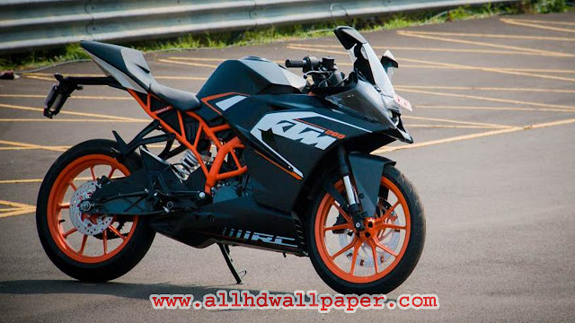 Beautiful Ktm Bike Hd Pictures