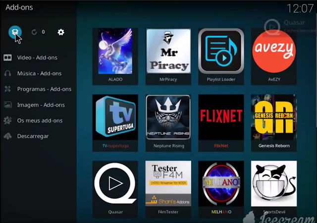 Tutorial - Como instalar Zeus TV Add-on Kodi