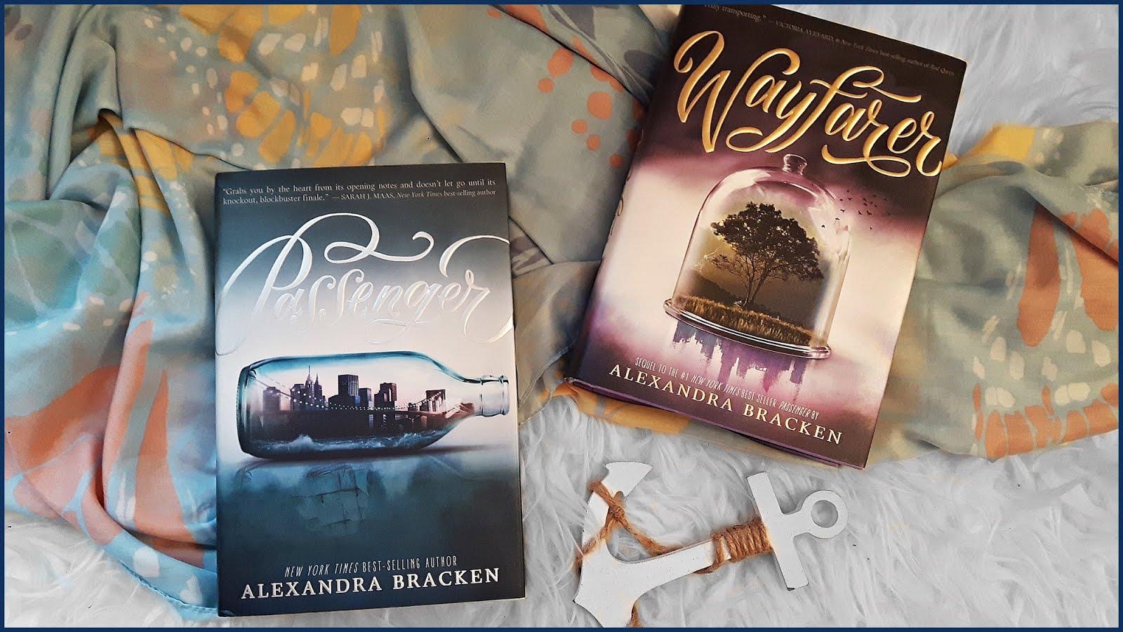 Rezension Passenger Wayfarer Alexandra Bracken