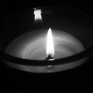 candela grigia