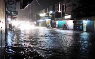 Bisnis, Pindah Lokasi Bisnis, Banjir, Bencana Alam