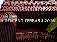 """Harga Genteng Terbaru """"Keramik, Metal & Lainnya"""" Juni 2019"""