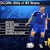 Kitpack [Pack de Uniformes] da Eurocopa 2016 [Seleçoes Menores] v1 Para Pes5  We9 by Breno
