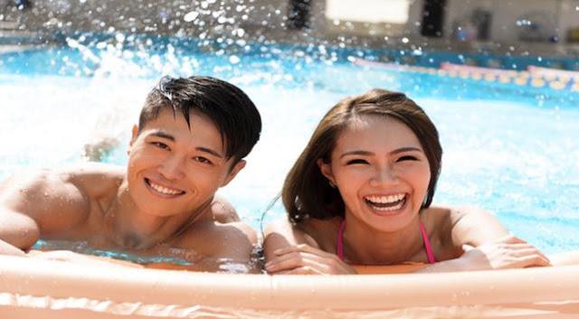Berenang Bisa Meredakan Gejala Asma dan Meningkatkan Kualitas Tidur