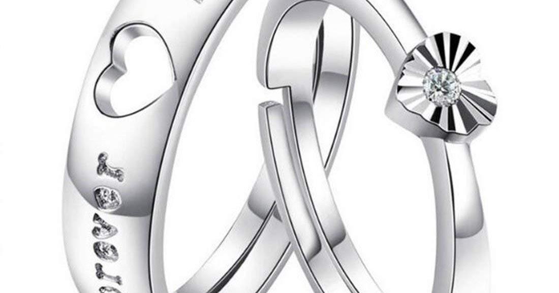41add61552 BhopaliKingShop: Love Couple Ring