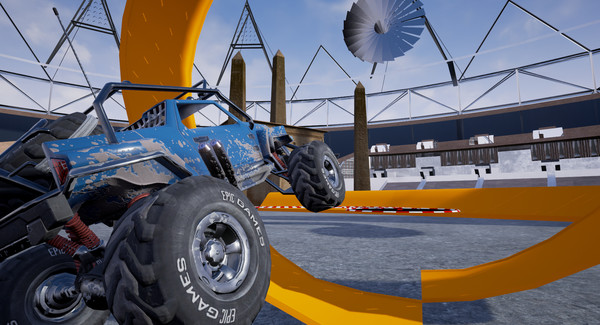 Crazy Buggy Racing-TiNYiSO