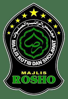 Jadwal Majlis ROSHO (Rotib dan Sholawat)