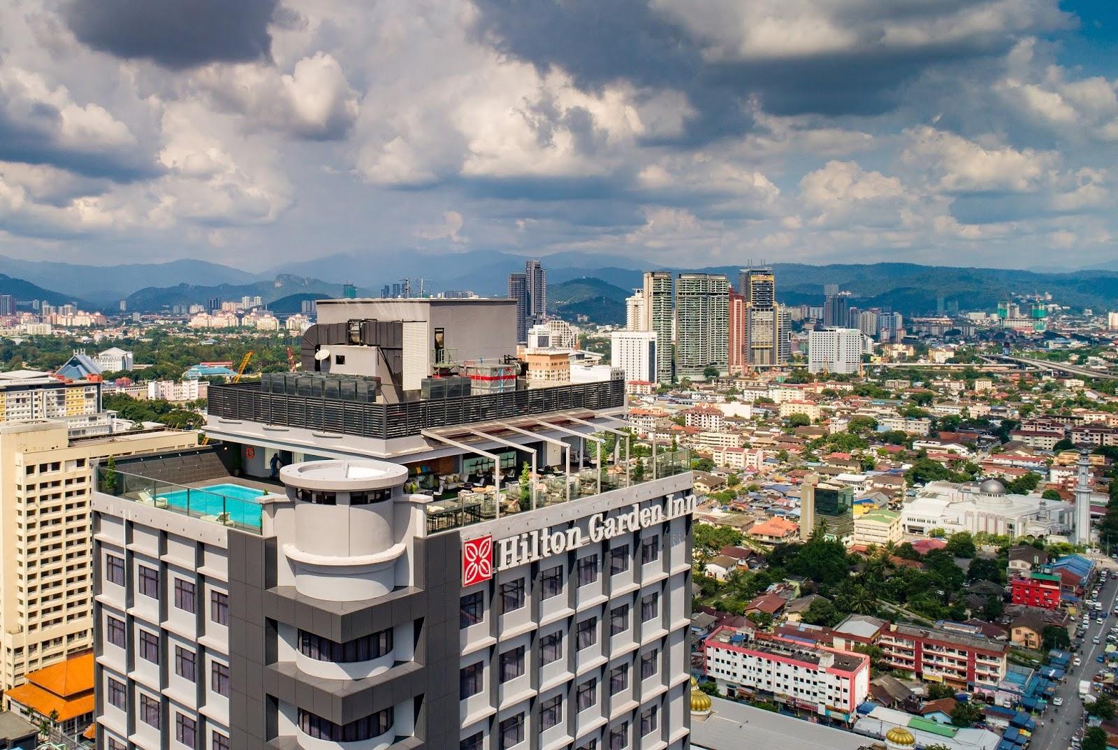 Hilton Garden Inn Kuala Lumpur opens its south wing!!!  f196422d8f
