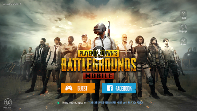 Player Unknown Battlegrounds Mobile