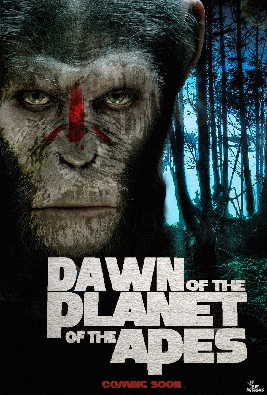 Dawn Of Planet Of The Apes