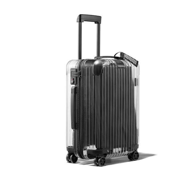 RIMOWA X OFF-WHITE suitcase