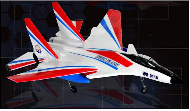 Máy bay quân sự WS 9118