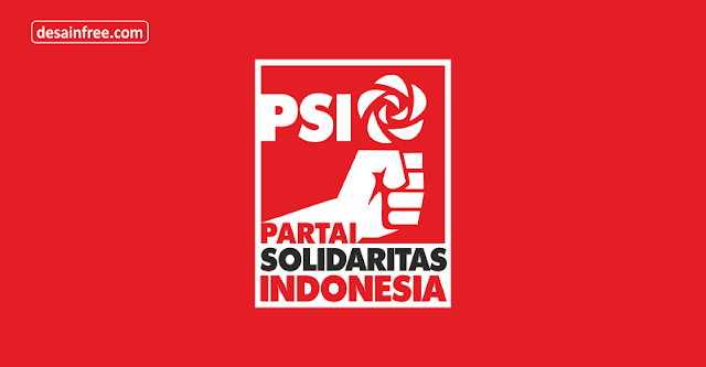 Logo Partai Solidaritas Indonesia Format CDR