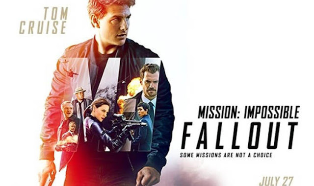 Online Mission Impossible Fallout