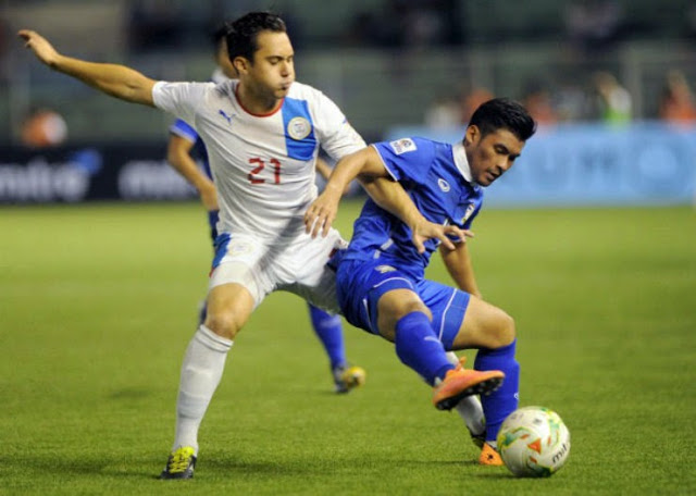 Video Gol Highlights Thailand vs Filipina 10 Disember 2014