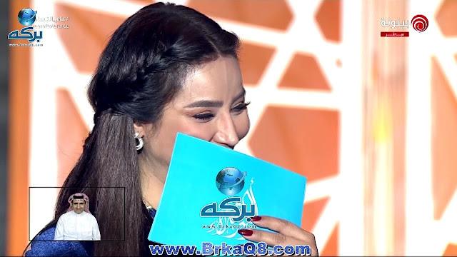 الشاعر عباس جيجان يُحرج لجين عمران ويتغزل بها شعراً: خليه اللي يقول يقول .. عراقي يحب سعودية