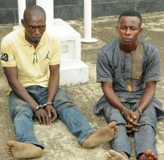 How We Kidnapped Lagos Monarch, Oniba - Arrested Kidnapper Reveals, See Photos
