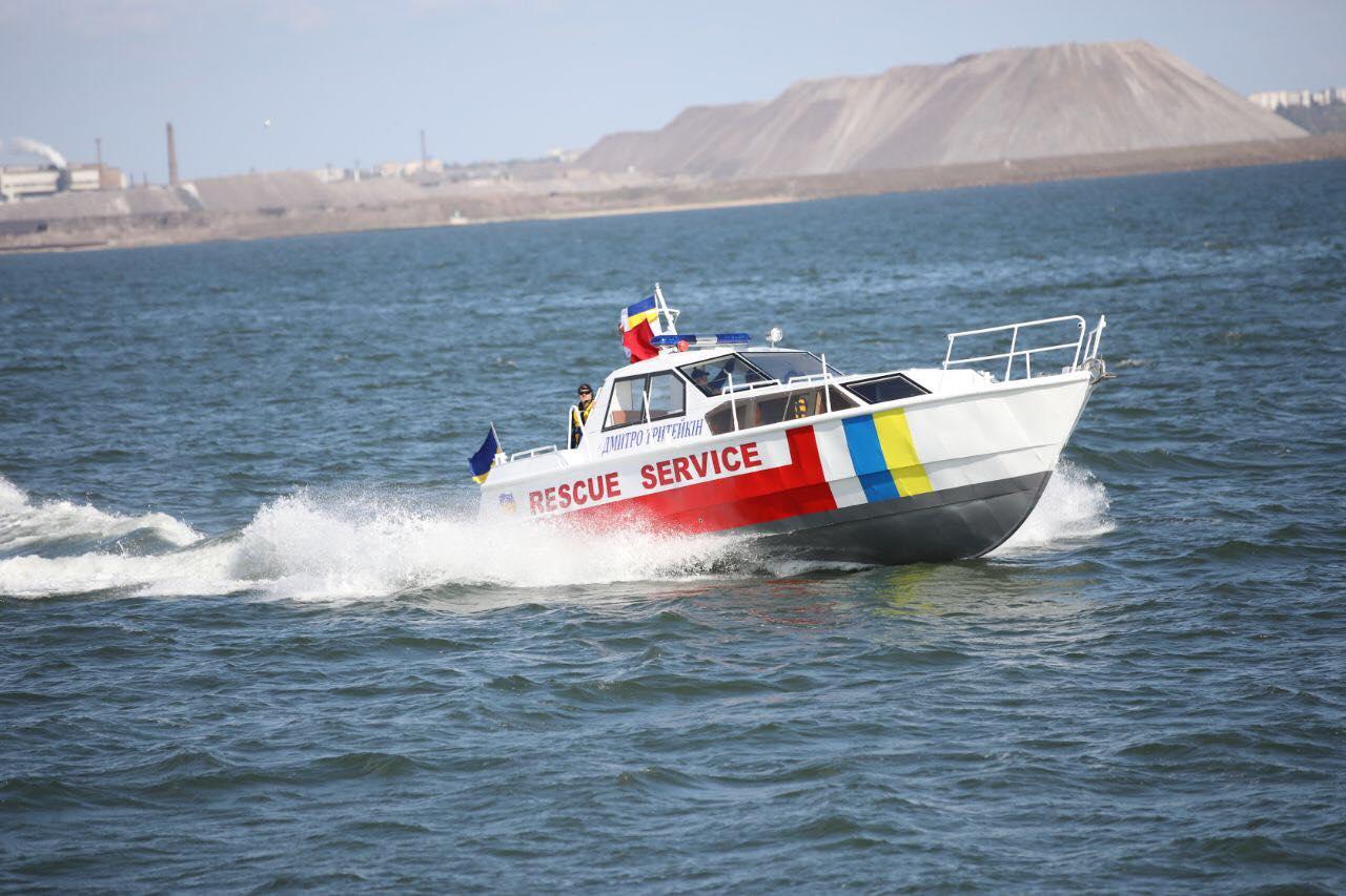 Підрозділи МВС збільшують присутність на Азовському морі