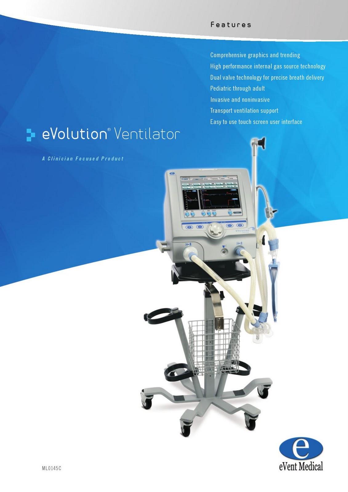 What is an ICU Ventilator - YouTube  |Ventilator