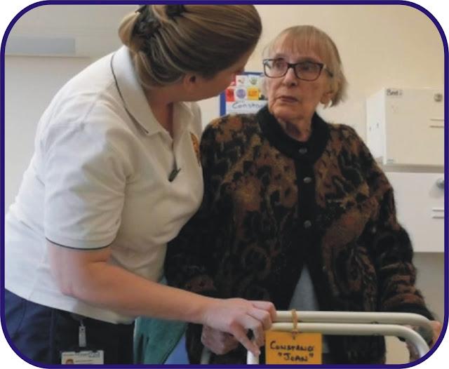 Foreign nursing shortage