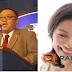 Look: Kawawang Pia Ranada Binara ni Speaker Harry Roque dahil sa Bastos na Bibig nito