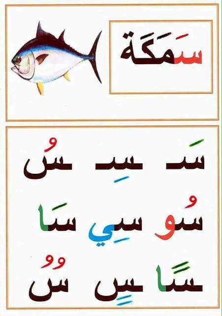 تعليم الحروف