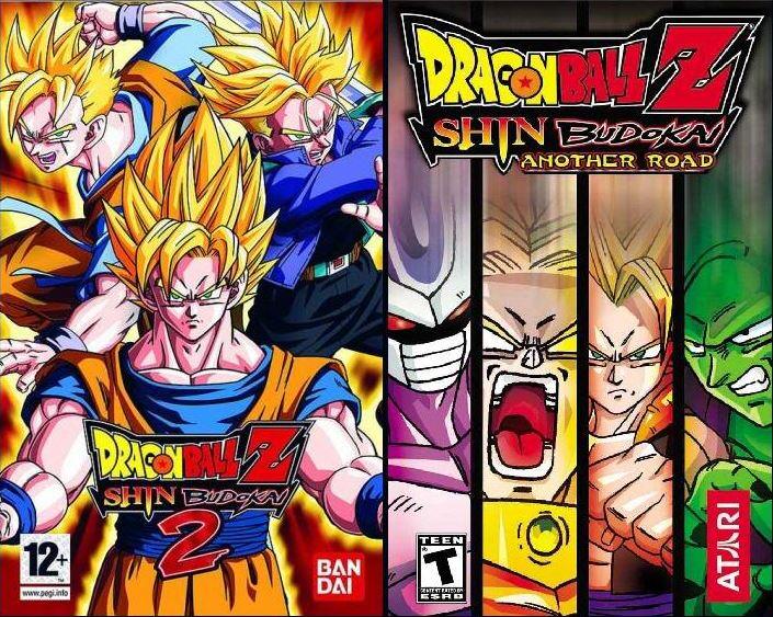 Download dragon ball shin budokai 2 usa iso | Dragon Ball Z