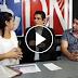 Durísimo debate entre los candidatos Patricia Hucena e Ivan Mizzau