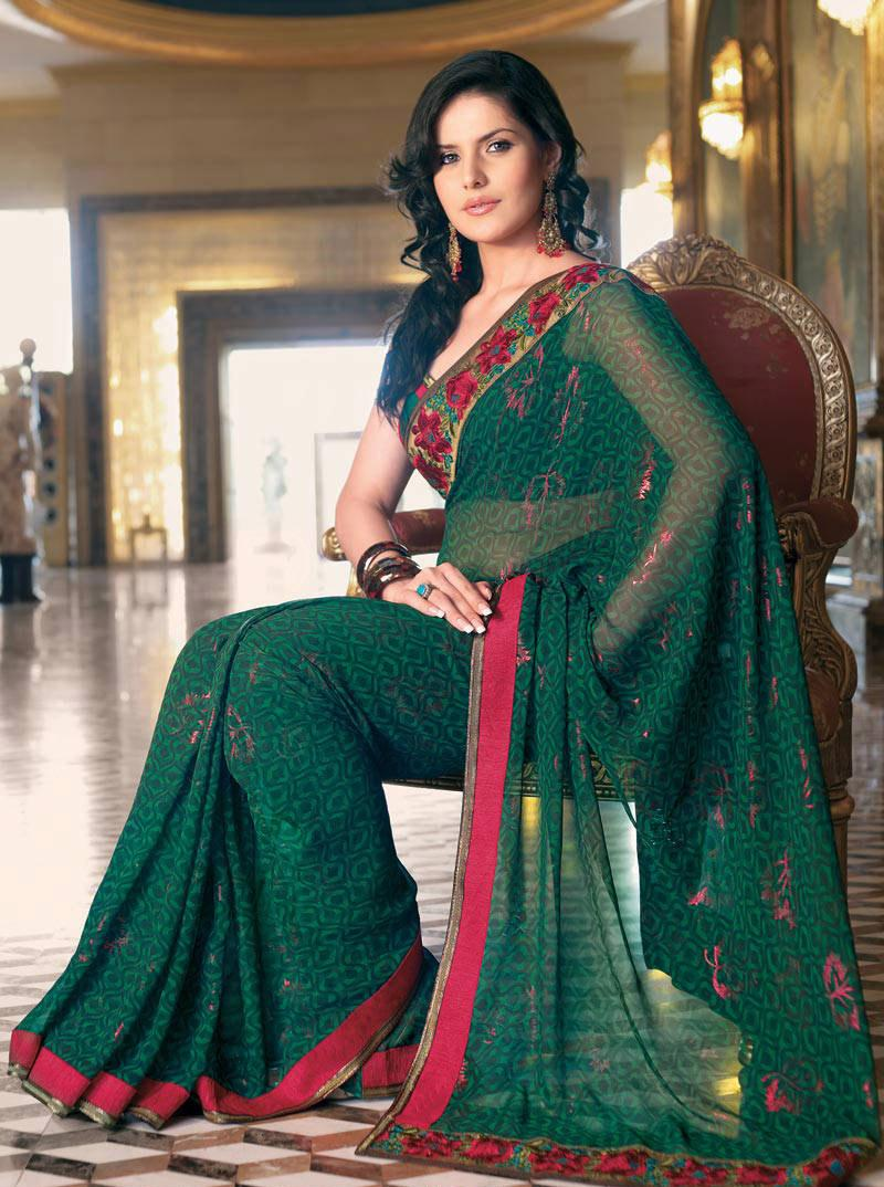 Latest Bollywood Party Wear Salwar Suits 2016 2017: Neo Bollywood: Latest Indian Saree Design