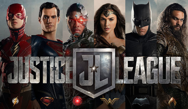 Justice League PH Showing Date on November 16, 2017