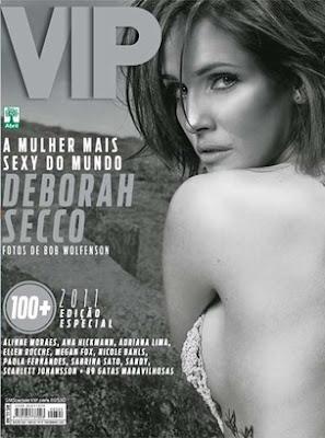 Revista Vip Deborah Secco Novembro 2011