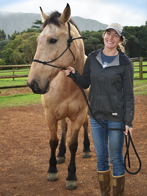 Kauai s Silver Falls Ranch is Horsey Heaven