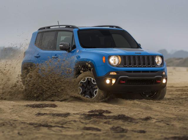 Jeep Renegade 2016: tabela de preços elevada