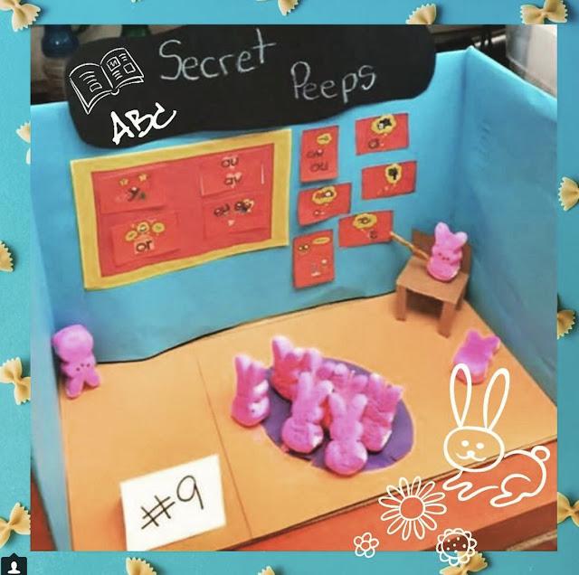 "Secret Stories® Phonics Posters — The ""Peep"" Version!"