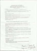 Subiecte gradul II limba romana Constanta, august 2015