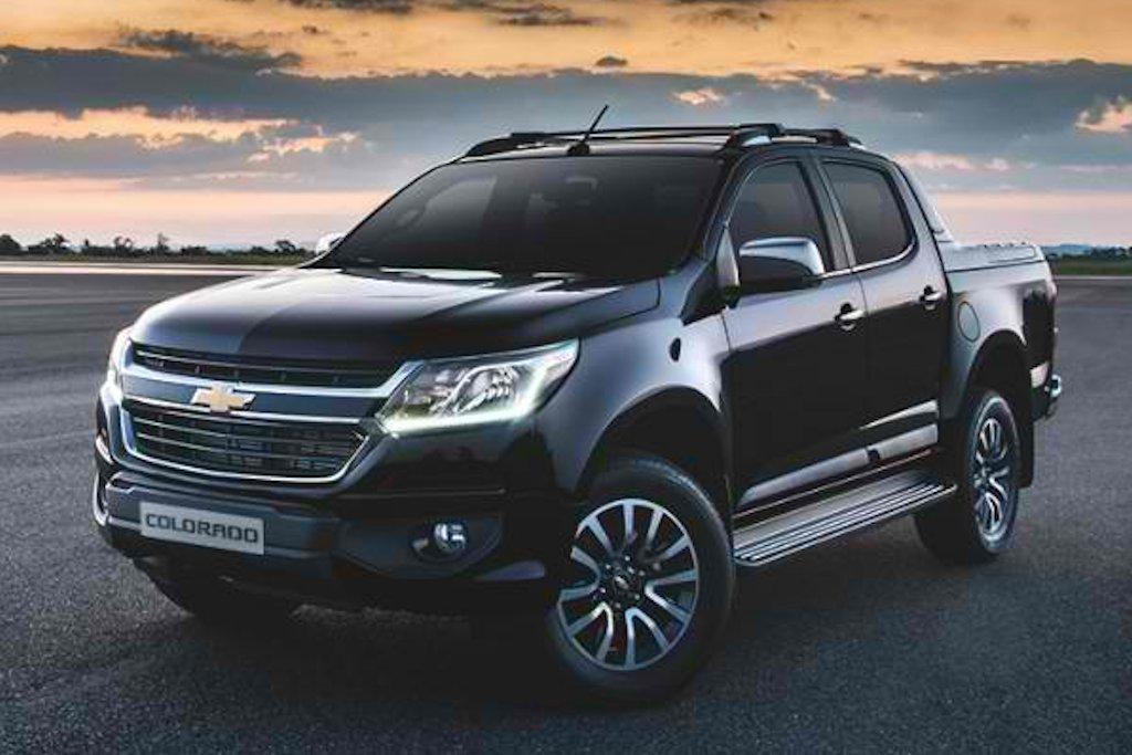 2017 Chevrolet Colorado High Country Vs 2016 Ford Ranger Wildtrak Nissan Np300 Navara Philippine Car News Reviews Automotive Features