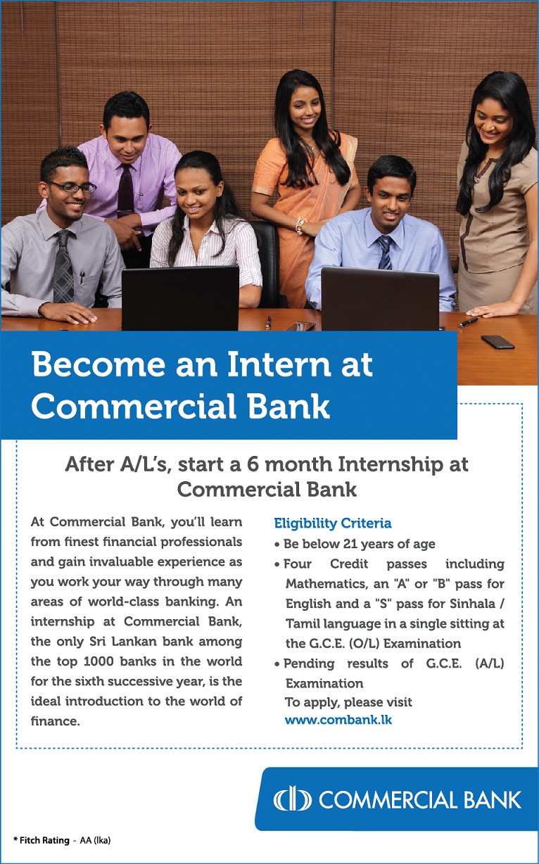 commercial bank trainee application
