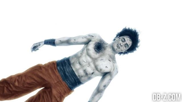 Resultado de imagem para Dragon Ball: The Legendary Warrior