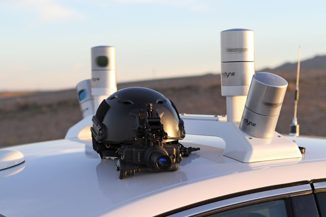 The LiDAR Night Vision Sensor Technology